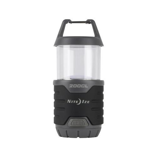 Nite Ize Radiant 200 Collapsible Lantern + Flashlight - 200 Lumens .