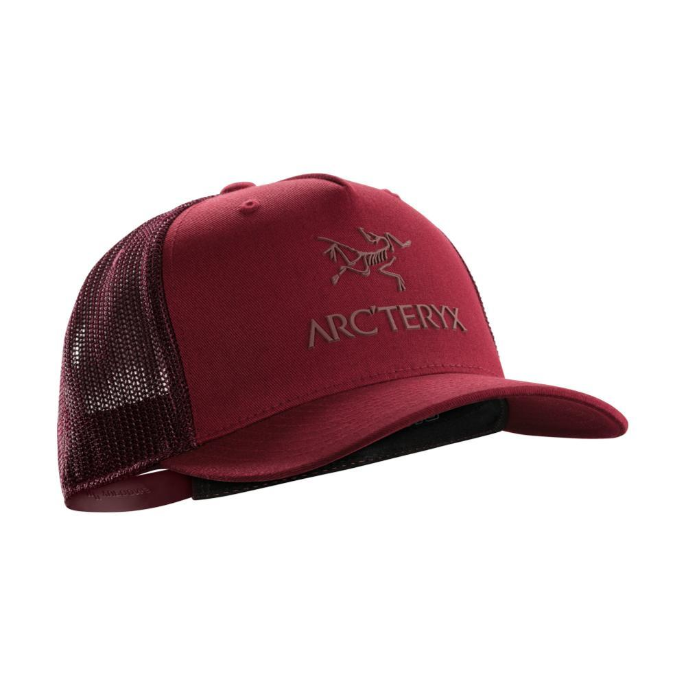 Arc'teryx Logo Trucker Hat REDBEACH