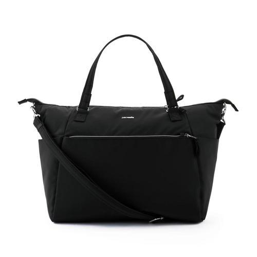 Pacsafe Stylesafe  Anti-Theft Tote Bag Black_100