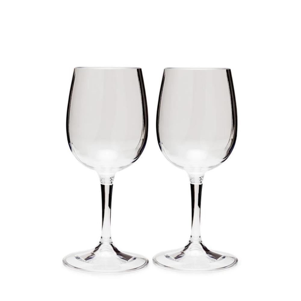 Gsi Outdoors Nesting Wine Glass Set - 9.3oz