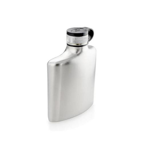 GSI Outdoors Glacier Stainless Hip Flask - 6oz