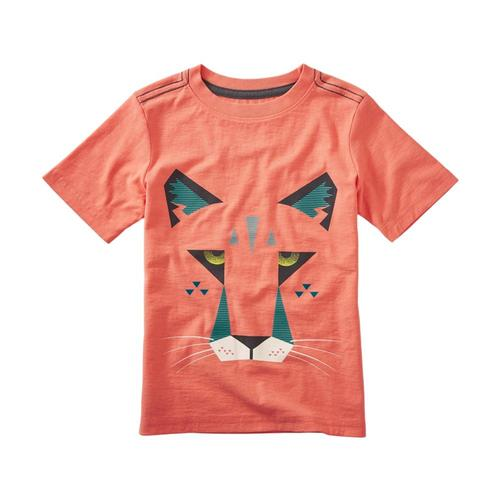 Tea Collection Kids Florida Panther Graphic Tee