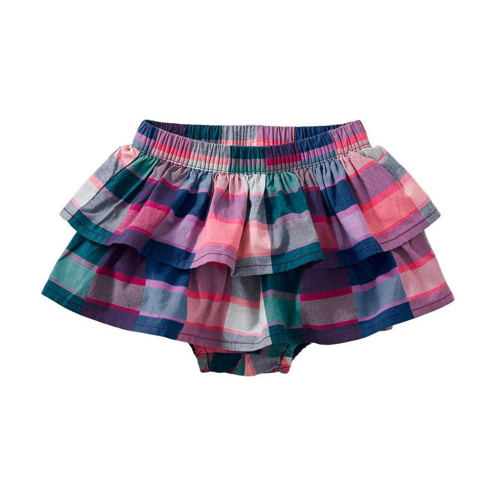 Tea Collection Infant Plaid Ruffled Bloomers MADRASPLAID
