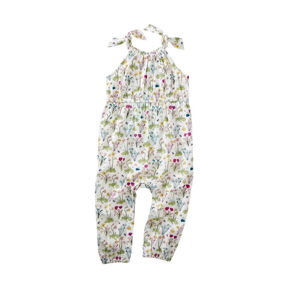 Tea Collection Infant Shoulder Tie Romper CARNIVOROUS