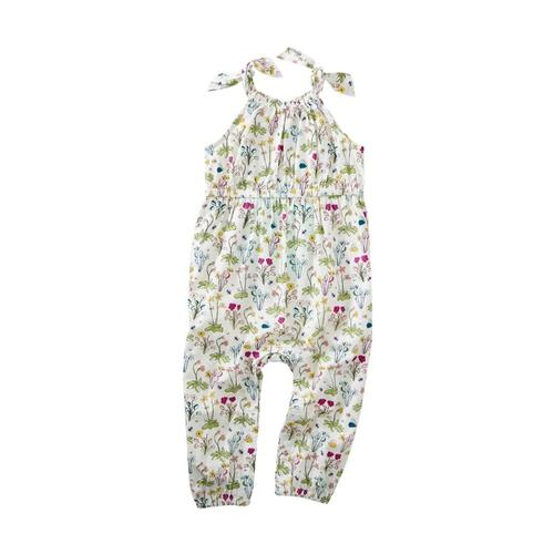 Tea Collection Infant Shoulder Tie Romper