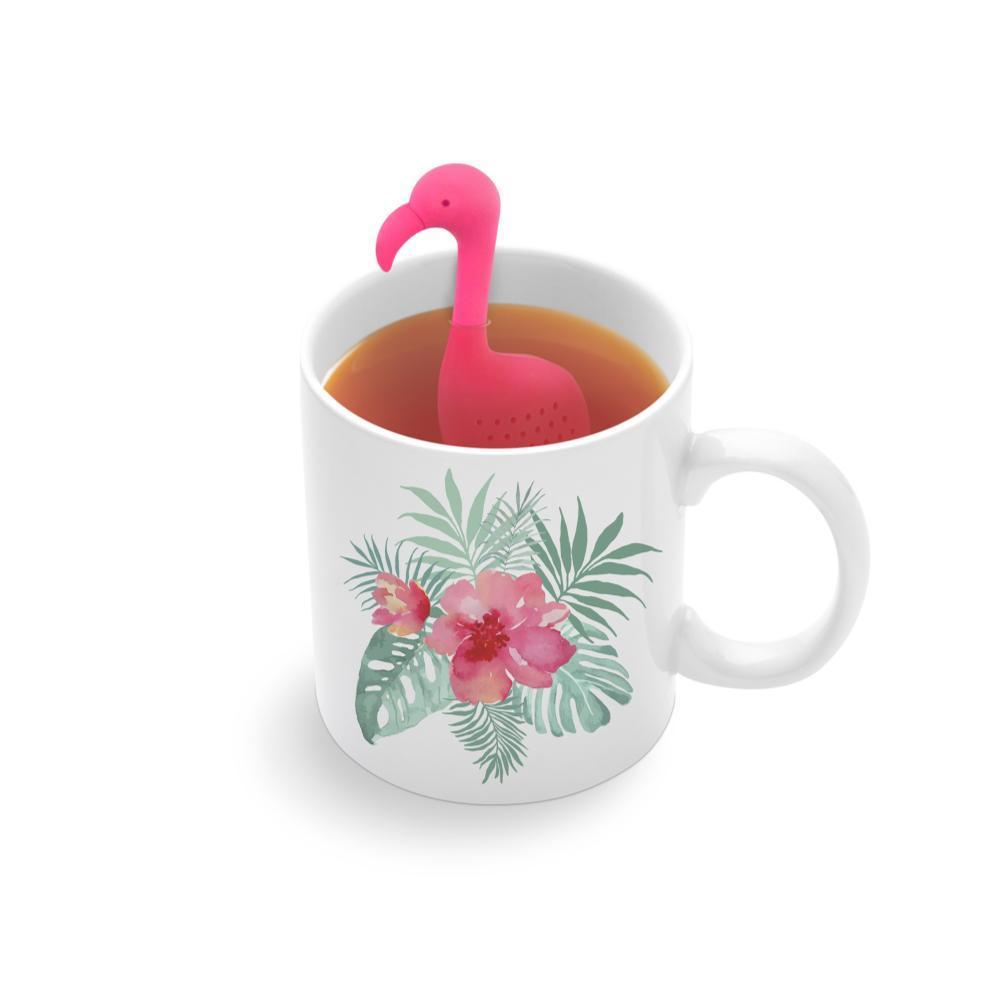 Fred Tropic Tea Flamingo Tea Infuser