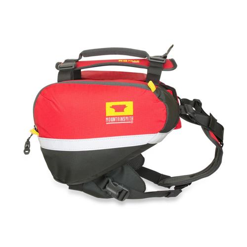 Mountainsmith K-9 Dog Pack - Small Red_02