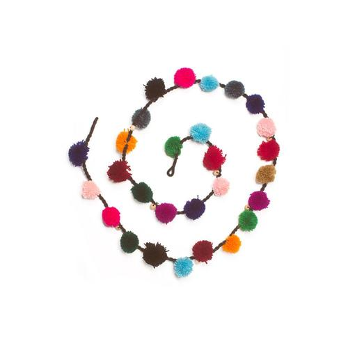 Matr Boomie Gum Ball Garland - 60in Fairtrade