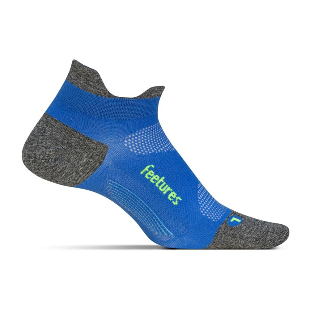 Feetures Unisex Elite Ultra Light No Show Tab Socks TRUEBLUE