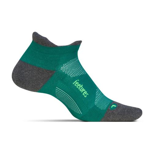 Feetures Unisex Elite Max Cushion No Show Tab Socks