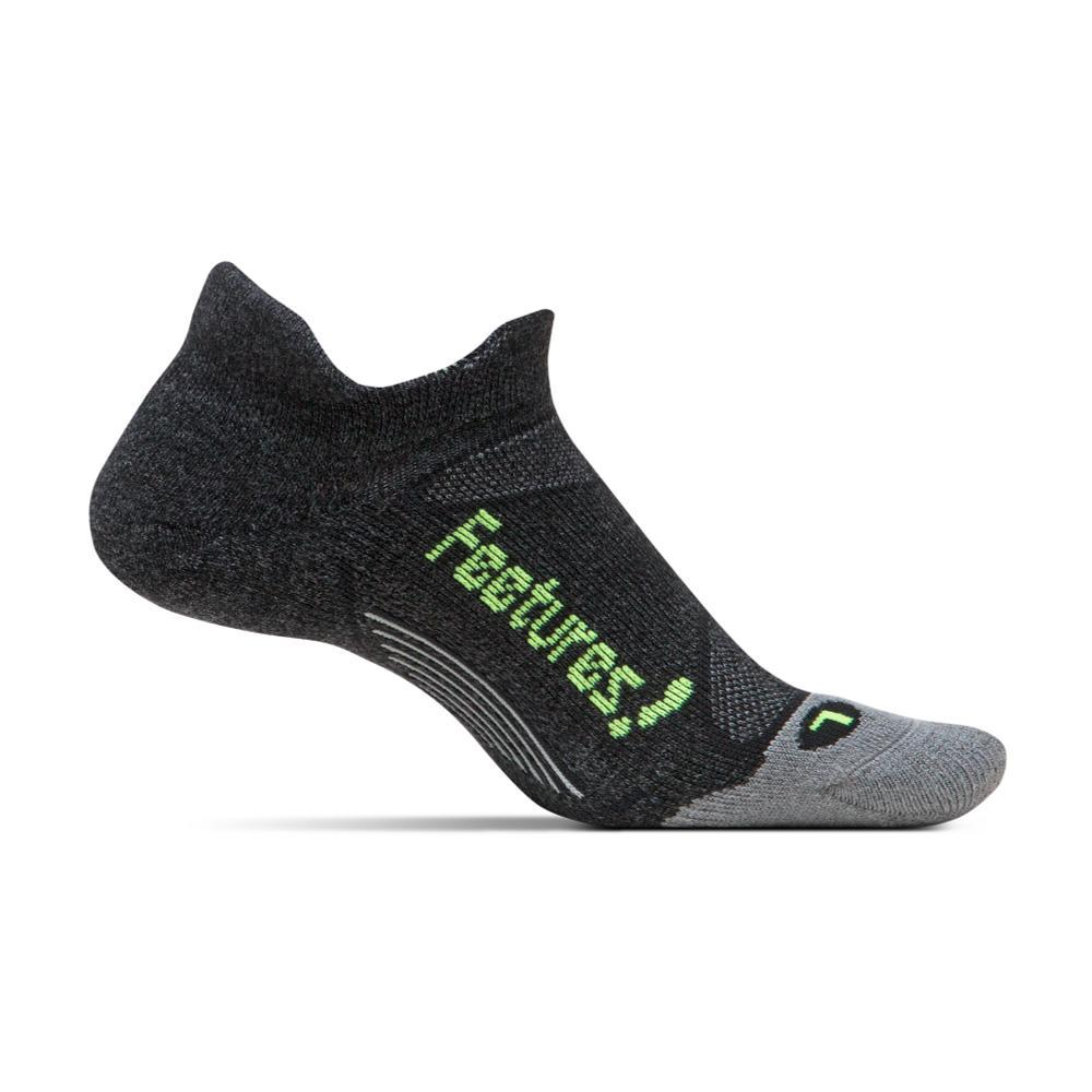 Feetures Unisex Elite Merino + Cushion No Show Tab Socks