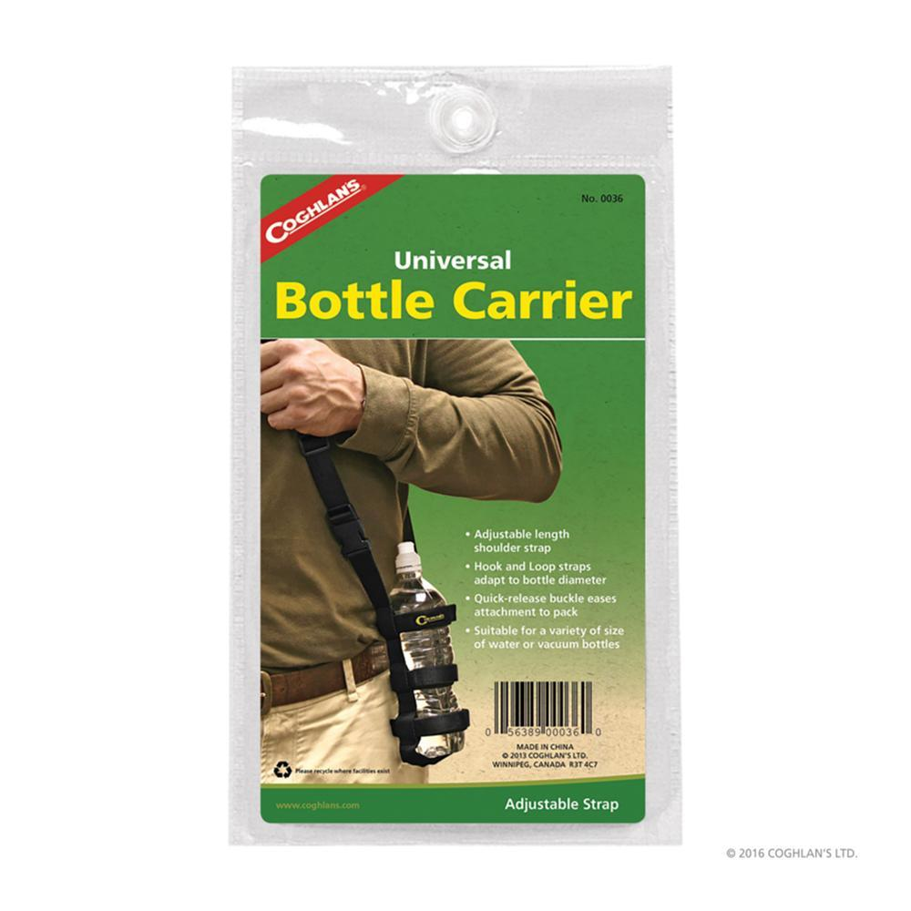 Coghlan's Universal Bottle Carrier BLACK