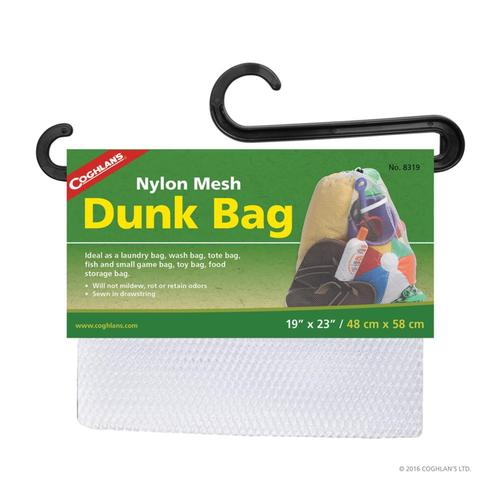 Coghlan's Nylon Dunk Mesh Bag