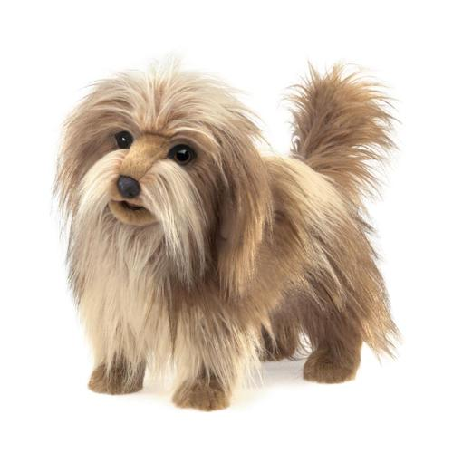 Folkmanis Shaggy Dog Hand Puppet