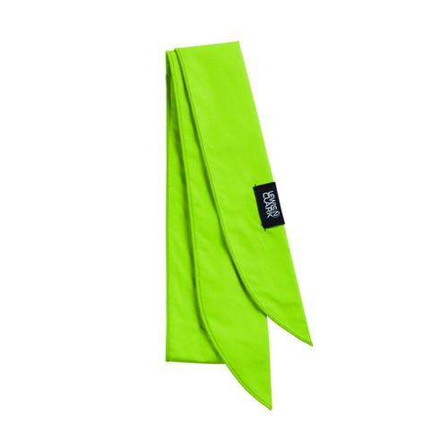 Lewis N. Clark Iceman Ice Scarf SOLID_LIME