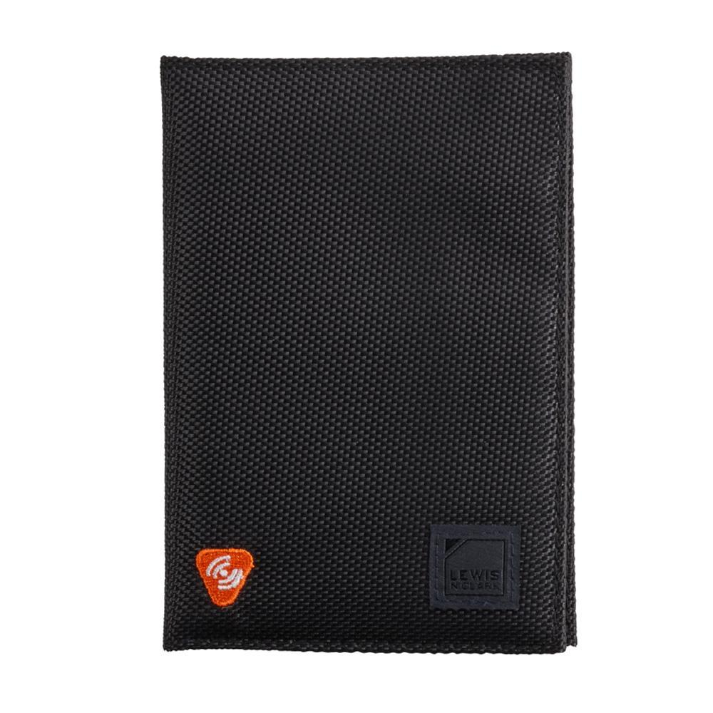 Lewis N. Clark RFID-Blocking Passport Case BLACK