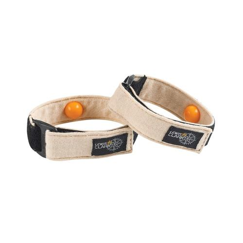 Lewis N. Clark Adjustable Motion Relief Bands
