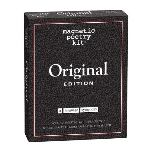Magnetic Poetry Original Magnetic Poetry Kit
