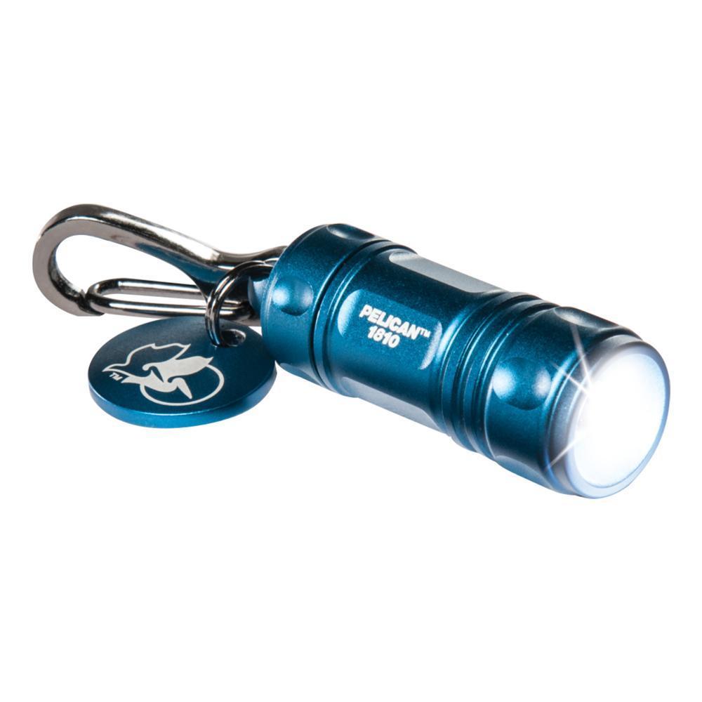 Pelican 1810 LED Keychain Light BLUE
