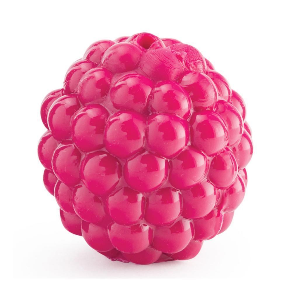 Planet Dog Orbee-Tuff Raspberry Dog Toy RASPBRRY