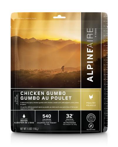 Alpine Aire Chicken Gumbo .