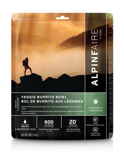 Alpine Aire Veggie Burrito Bowl .