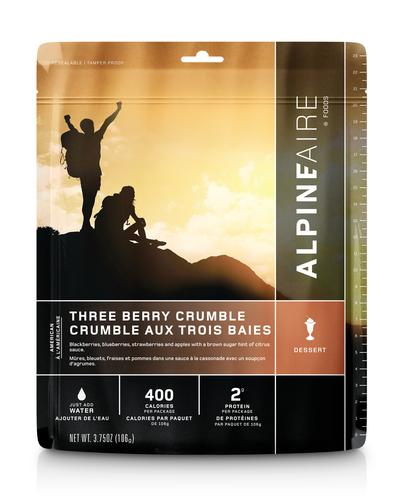 Alpine Aire Three Berry Crumble .