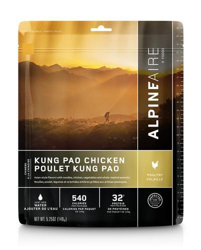 Alpine Aire Kung Pao Chicken .