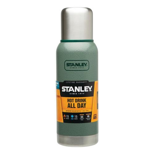 Stanley Classic Vacuum Water Bottle - 25oz Htone_grn