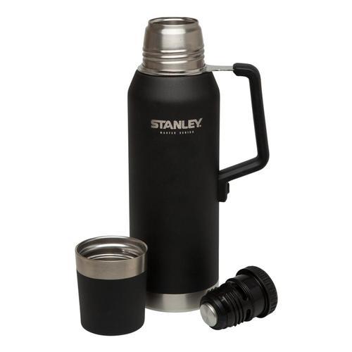 Stanley Master Vacuum Bottle - 1.4qt Foundry_blk