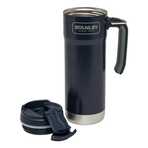 Stanley Adventure Vacuum Insulated Travel Mug - 20oz Hammertone_navy
