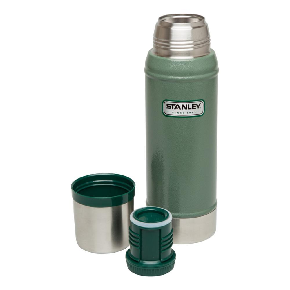 Stanley Classic Vacuum Insulated Bottle - 25oz HAMMERTONE_GREEN