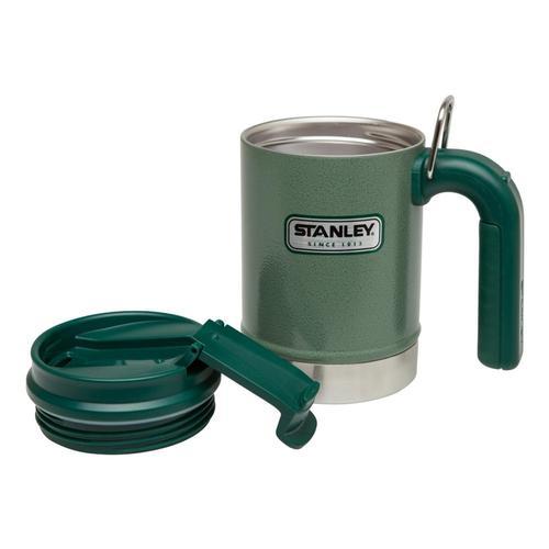 Stanley Classic Vacuum Camp Mug - 16oz Hammertone_green