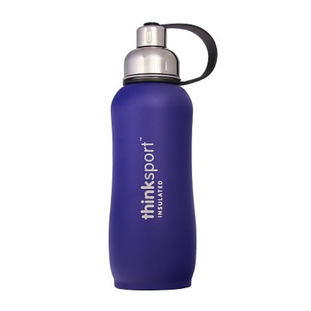 Thinksport Insulated Sports Bottle Powder Coated - 25oz BLUE
