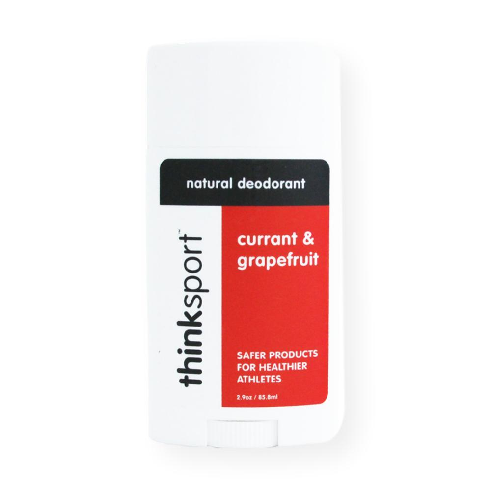 Thinksport Natural Deodorant - Grapefruit & Currant GRAPEFRUIT