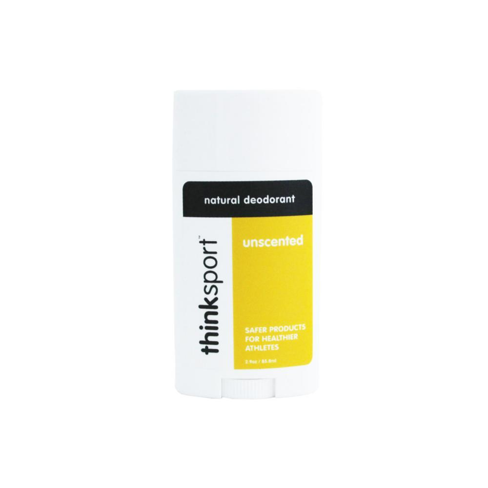 Thinksport Natural Deodorant - Unscented UNSCENTED
