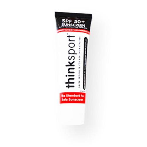 Thinksport Sunscreen SPF 50+ - 3oz