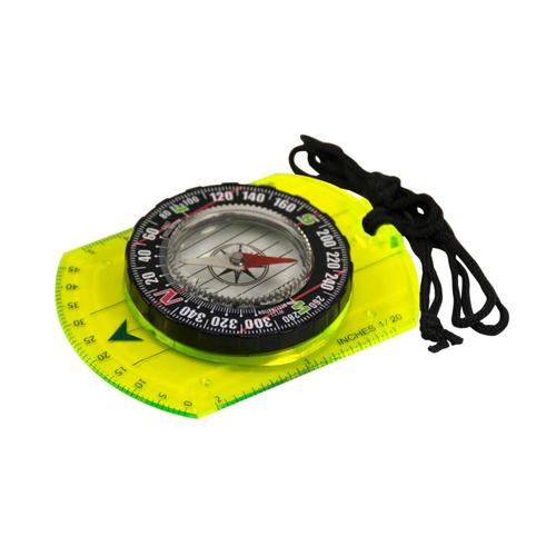Ultimate Survival Technologies Hi Vis Waypoint Map Compass Hi_vis