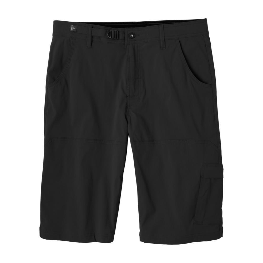 prAna Men's Stretch Zion Shorts- 12in Inseam BLACK