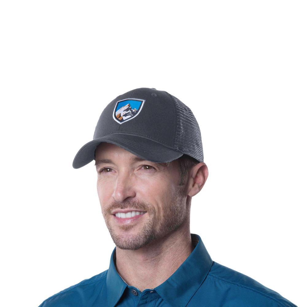 KUHL Trucker Hat CARBON