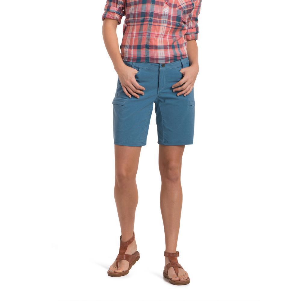 KUHL Women's Anfib Shorts - 9in TIDALWAVE