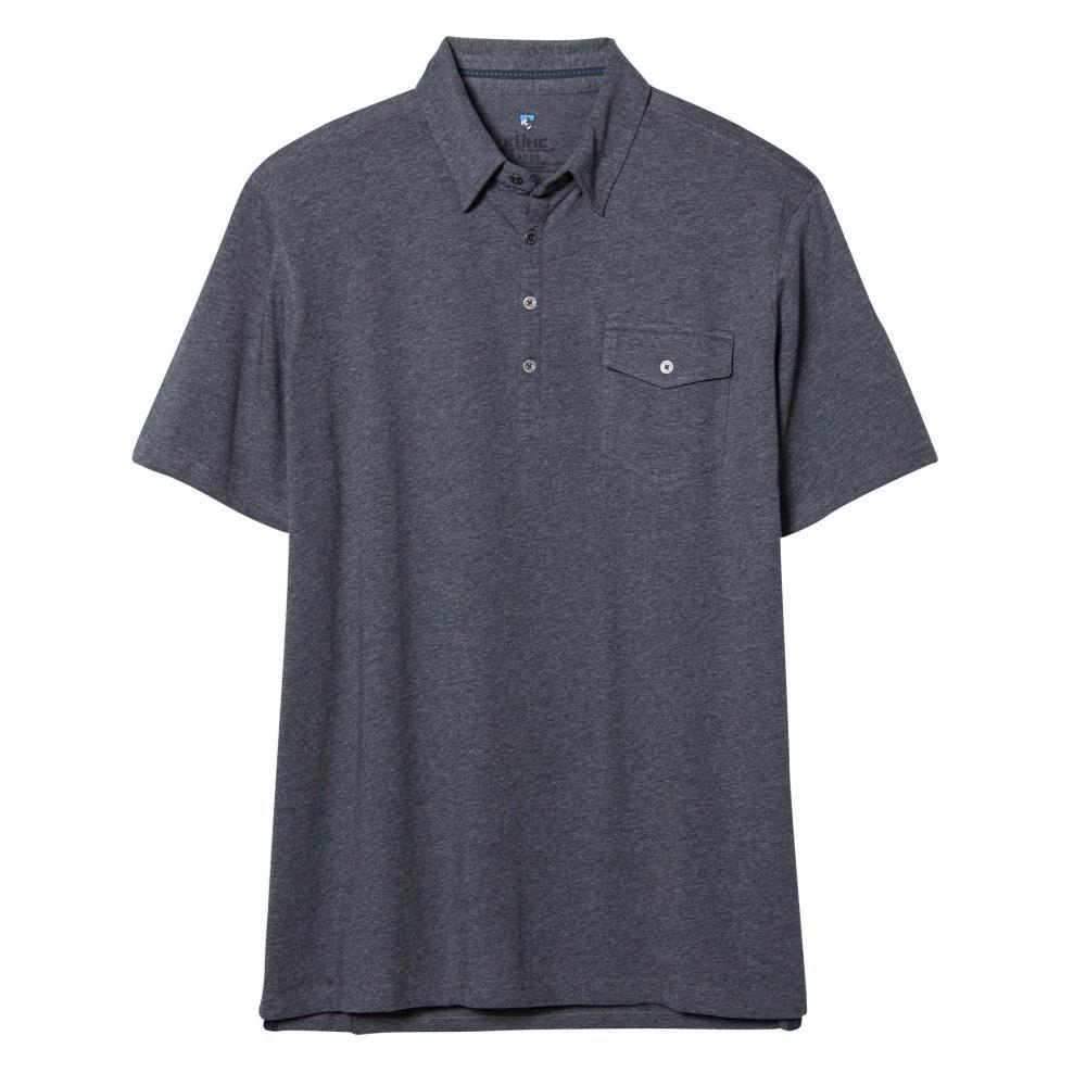 KÜHL Men's Stir Polo Shirt SMOKE