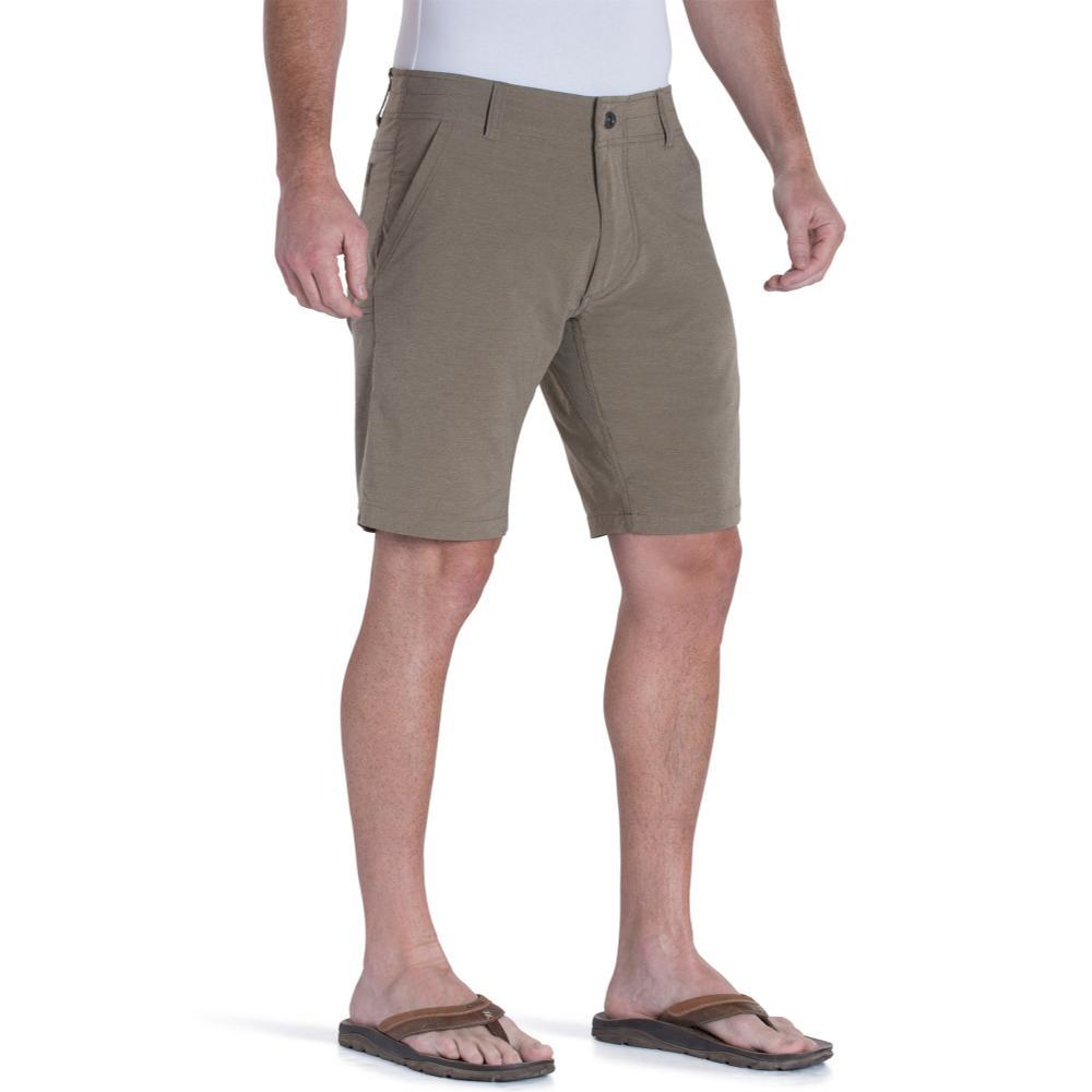 KUHL Men's Shift Amfib Shorts - 10.5in BUCKSKIN
