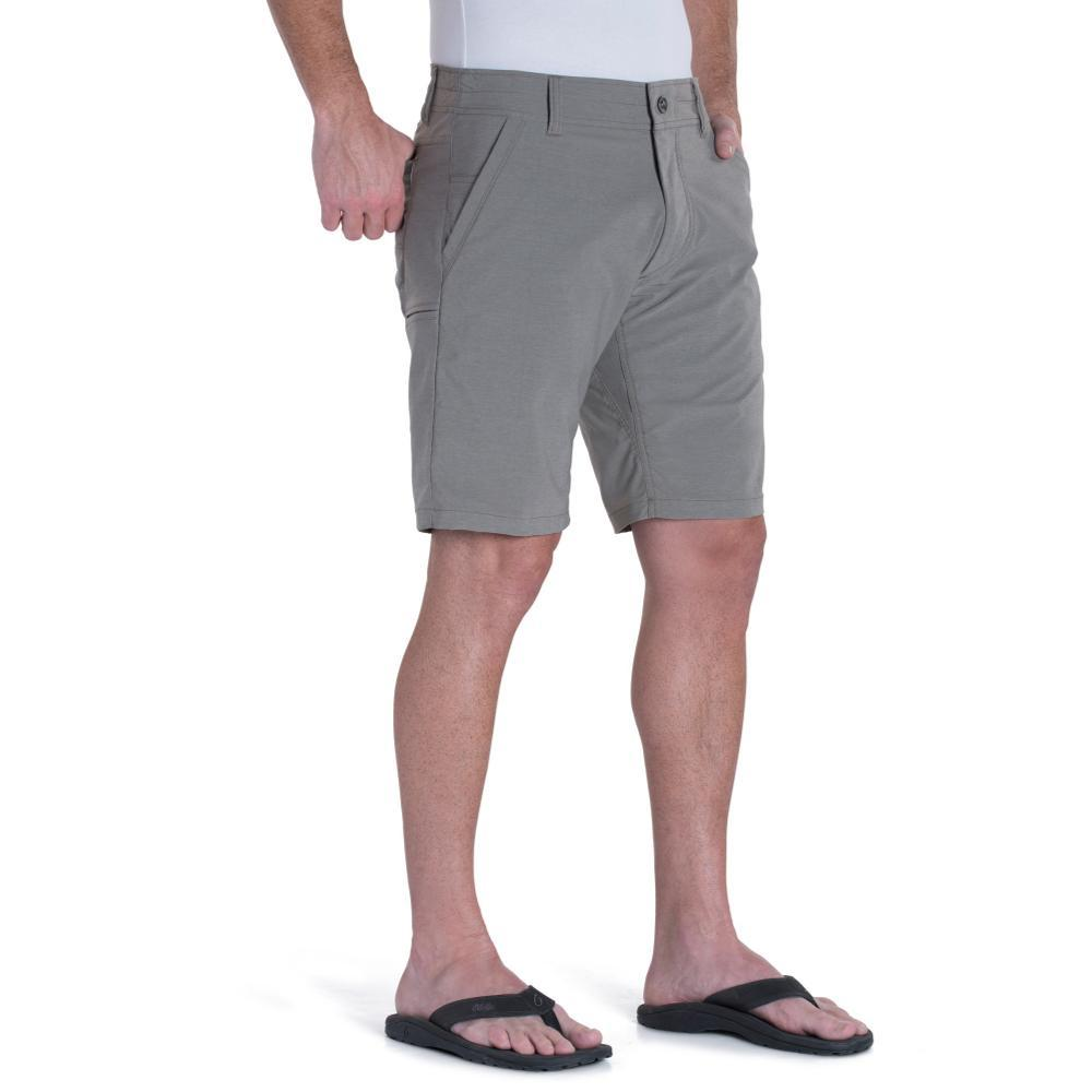 KUHL Men's Shift Amfib Shorts - 10.5in CHARCOAL
