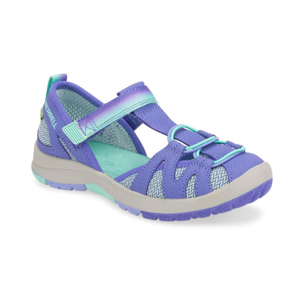 Merrell Big Kid's Hydro Monarch 2.0 Sandals BLUE_MINT