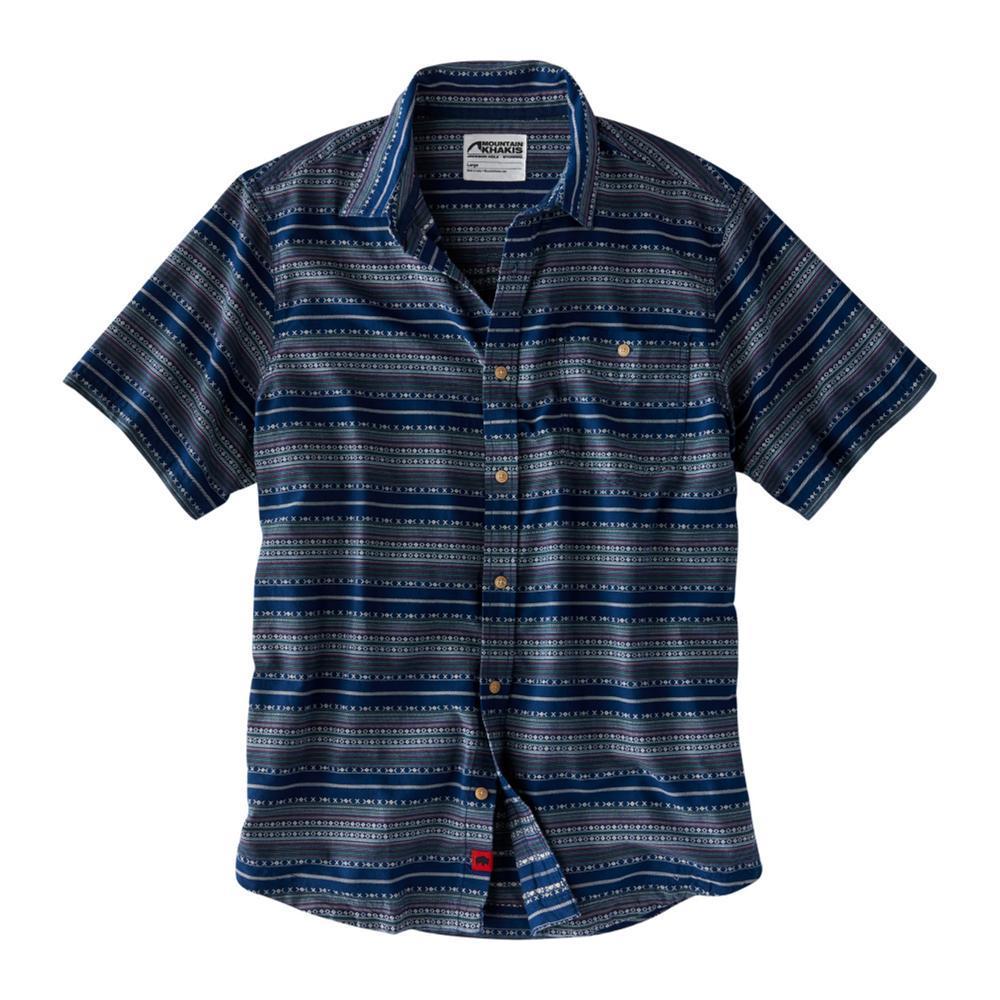 Mountain Khakis Men's Horizon Short Sleeve Shirt TWILIGHT