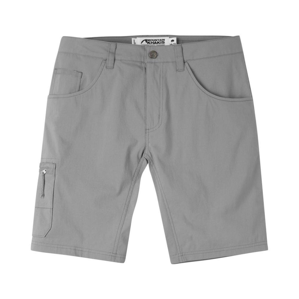 Mountain Khakis Men's Teton Crest Shorts - 10in SMOKE