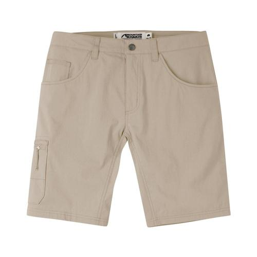 Mountain Khakis Men's Teton Crest Slim Fit Shorts - 8in