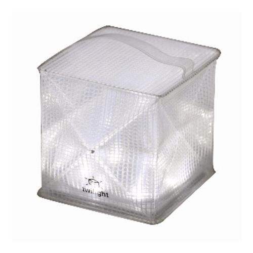 Solight Designs Twilight Solar Origami Lantern Translucent