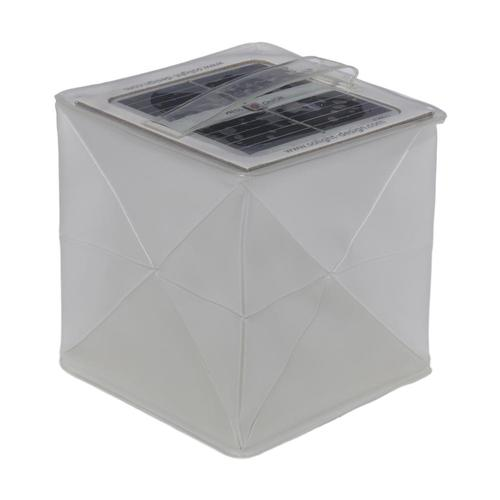 Solight Designs Solar Helix Origami Lantern